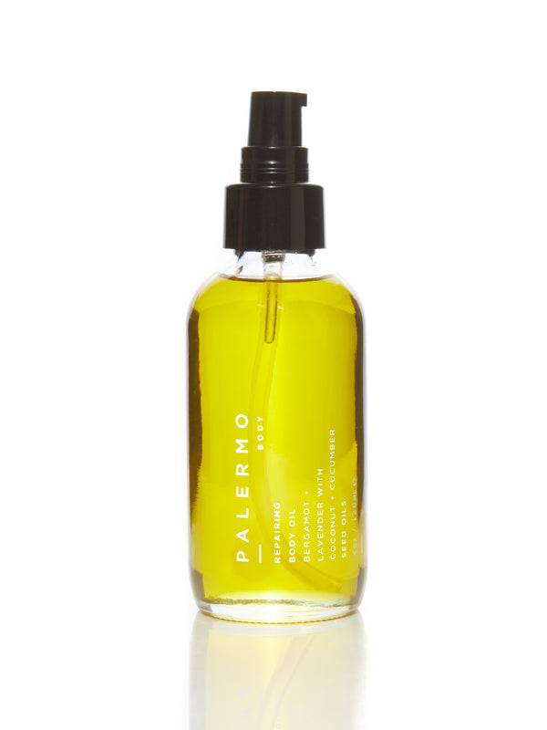 repairing body oil palermo body