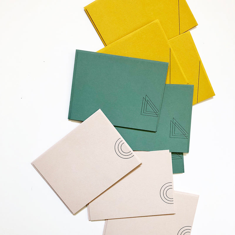 Include a Special Note on Handmade Stationery