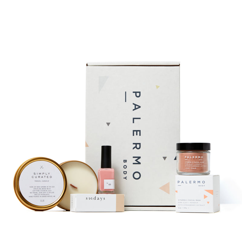 Palermo Body Me-Time Kit