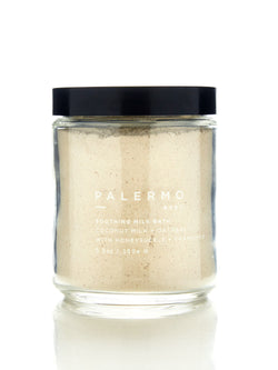 Soothing Milk Bath Palermo Body