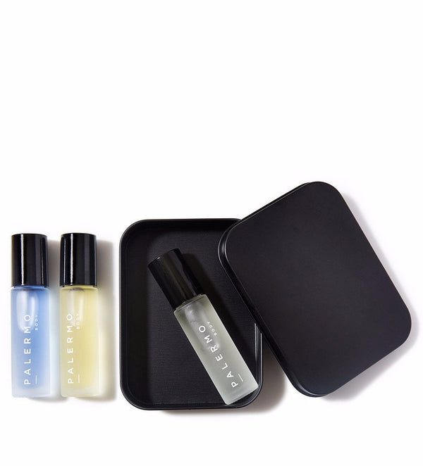 Palermo body Aromatherapy Oil Set