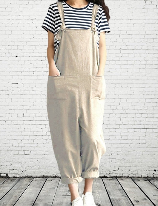 Women's Casual Jumpsuit