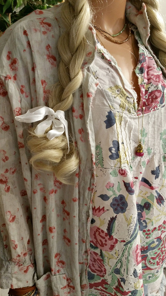 Cotton Hudson Smock Dress Robe by Magnolia Pearl