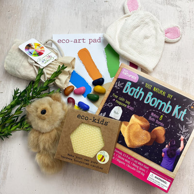 Gift Guide: Eco Kids Holiday Fun