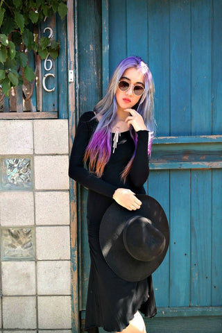 Blogger Style: Stardust Bohemian
