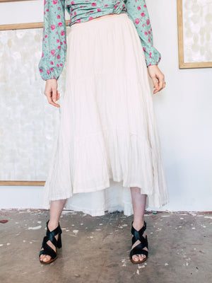 Willow Gauze Skirt