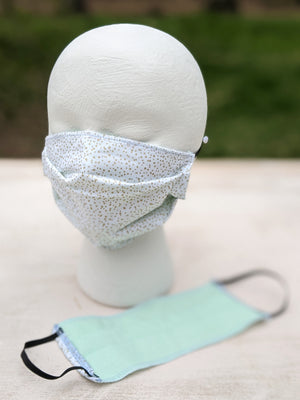 1 CLOTH FACE MASK + 1 DONATED, Adult Color 6