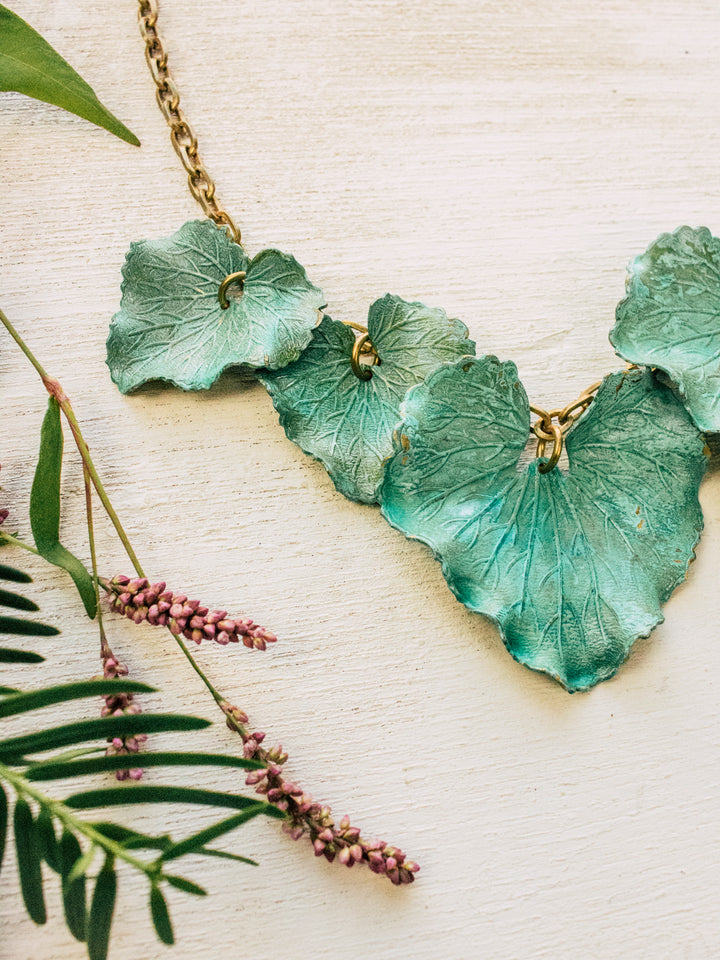 Verdant Necklace
