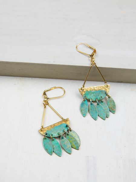 Mini Oneta Earrings