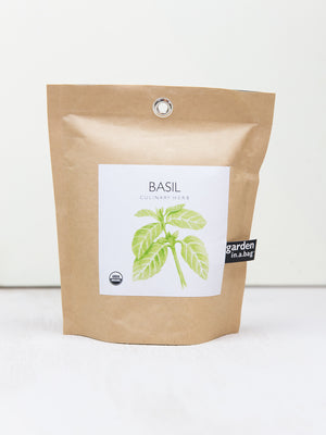Garden In a Bag - Basil