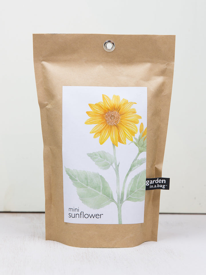 Garden In a Bag - Mini Sunflower