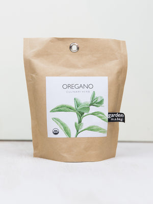 Garden In a Bag - Oregano