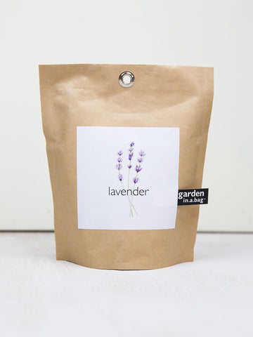 Garden In a Bag Lavender