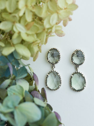 Duet Post Earrings