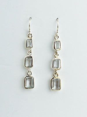 Jolie Quartz Earrings