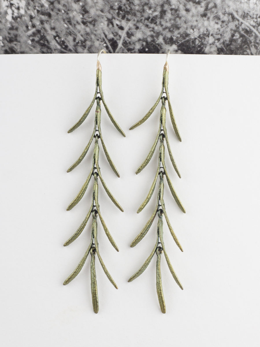 Rosemary Earrings