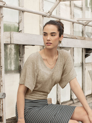 Eco Luxe Cypress Sweater