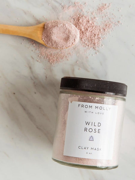 Wild Rose Clay Mask