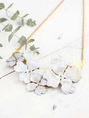 Dogwood Necklace