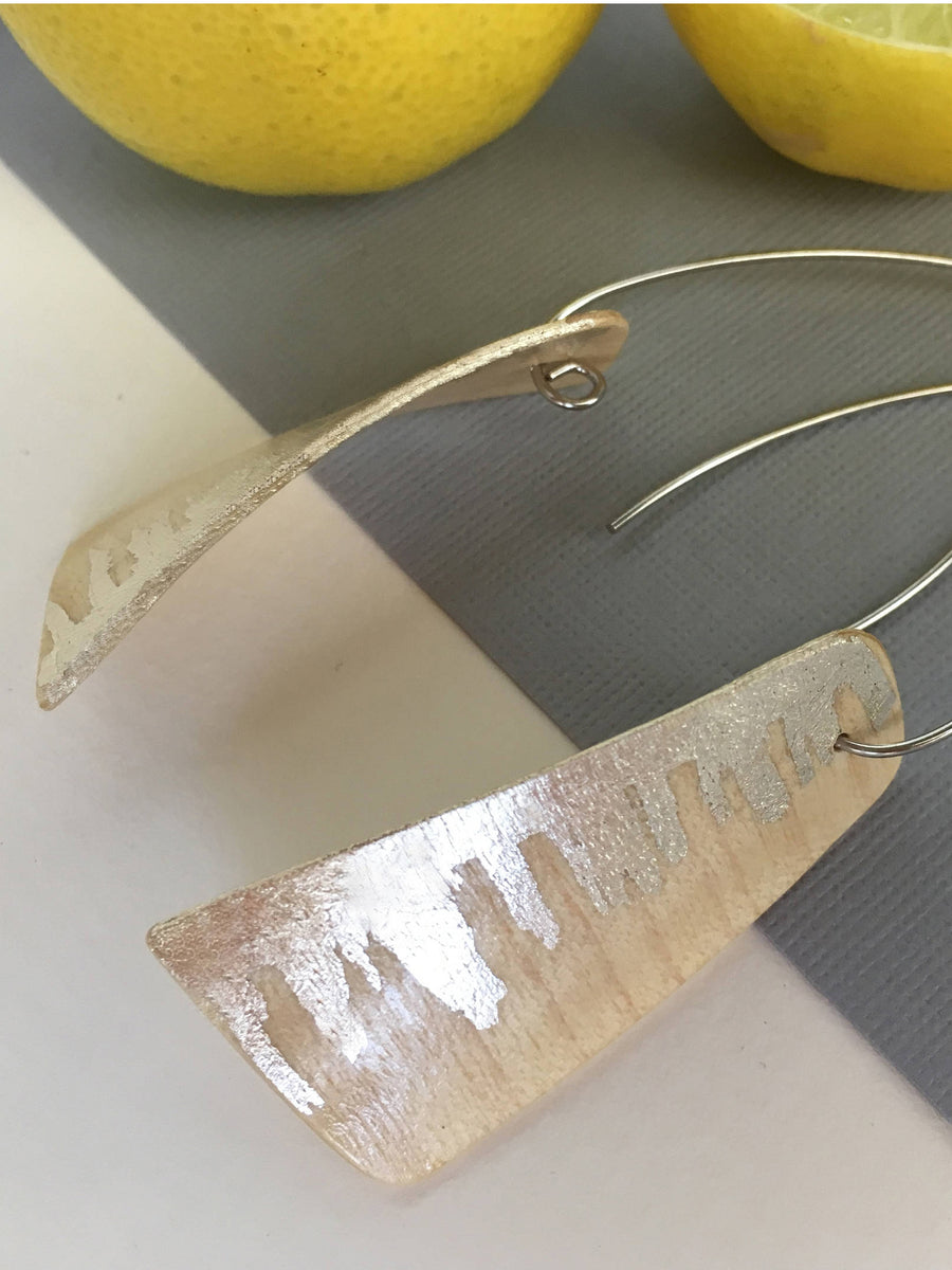 Sail Sycamore Earrings