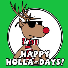 Happy Holla-Days!