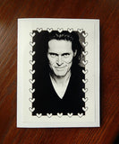Willem Dafoe Greeting Card