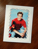 Zack Morris Greeting Card
