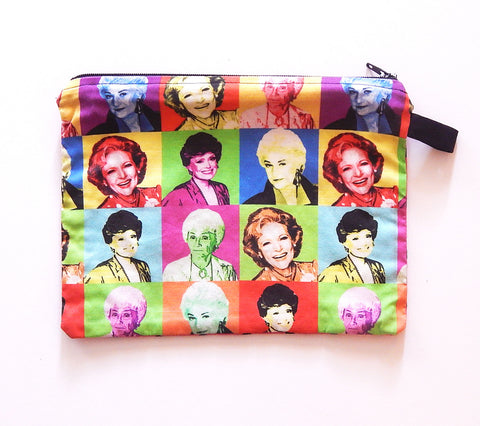 Golden Girls Mojo Pouch
