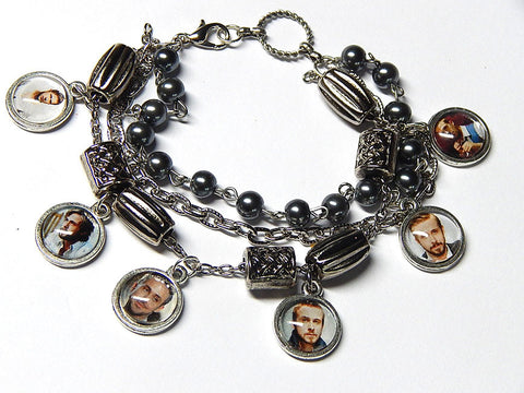 Triple Strand Hey Girl Bracelet