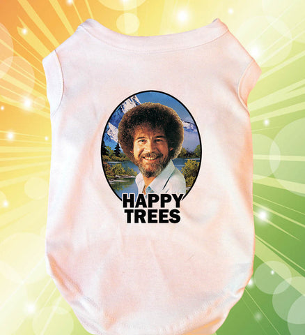 Happy Trees Doggie Tank Top