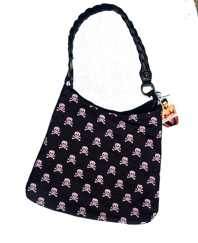 Crossbones Shoulder Bag