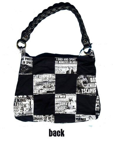 Weekly World News Shoulder Bag