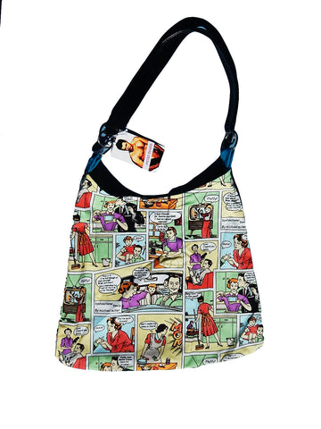 Retro Housewife Shoulder Bag