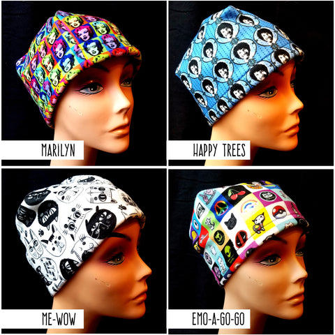 Adult-size Fleece Hats