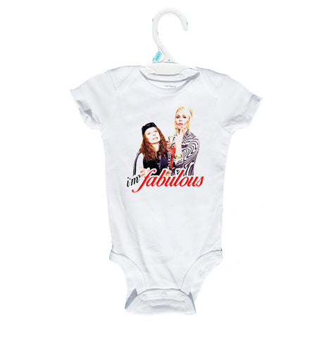 I'm Fabulous Baby Onesies and T-Shirts