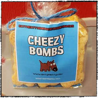 EatyMeaty Cheezy Bombs