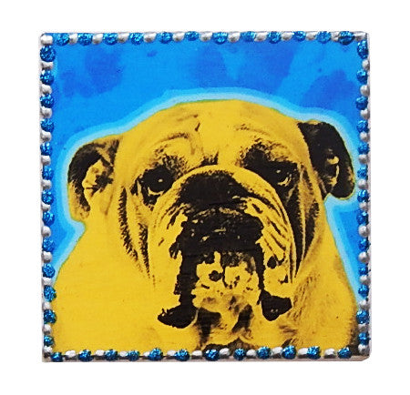 Big Woofer Tile Coaster