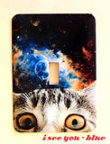 Space Cats Switchplates