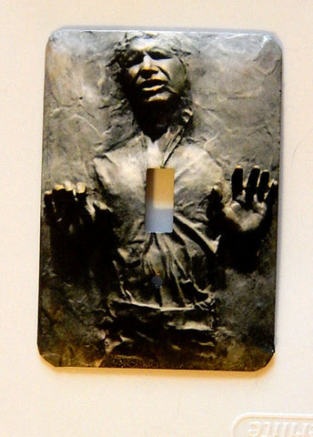Carbonite Switchplates