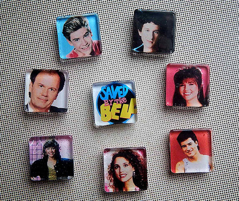 Saved By the Bell Magnet Super Set