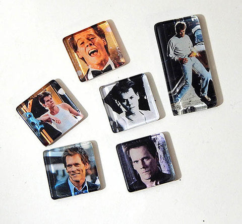 Kevin Bacon Magnet Set