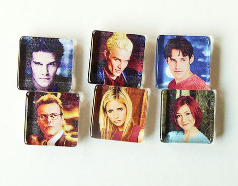 Buffy Magnet Set