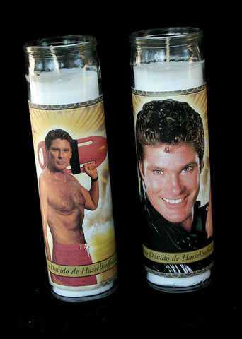 Don't Hassel My Prayer Candle