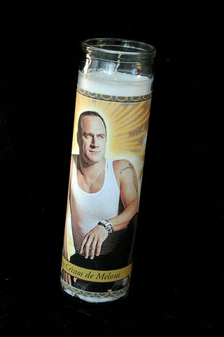 My My Meloni Prayer Candle