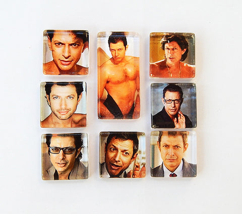 Jeff Goldblum Magnet Super Set