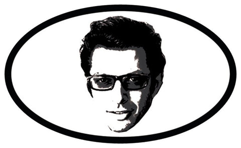 Jeff Goldblum Bumper Sticker
