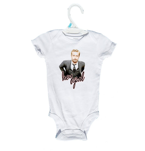 Hey Girl Baby Onesies and T-Shirts
