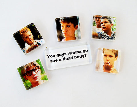 Stand By Me Magnet Set