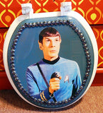 Custom Star Trek Toilet Seats
