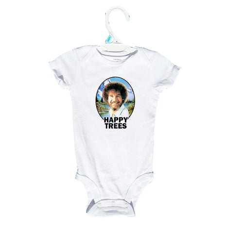 Happy Trees Baby Onesies and T-Shirts